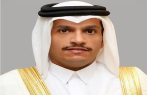 سفر وزیر خارجه قطر به مصر برای اولین بار از سال ۲۰۱۷
