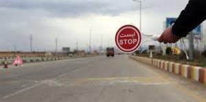 ادامه ممنوعیت تردد در جاده های شمال