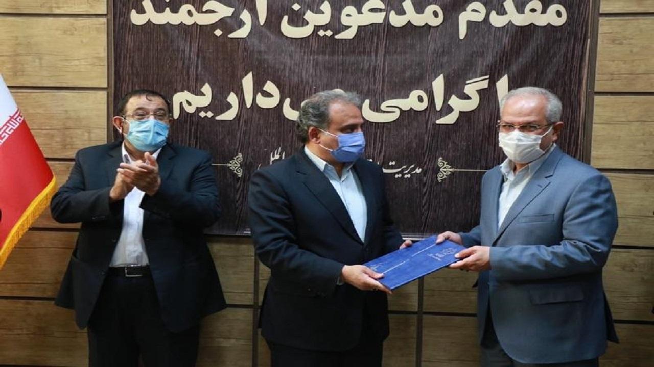 سرپرست معاونت شهرسازیومعماری شهرداری یزد منصوب شد