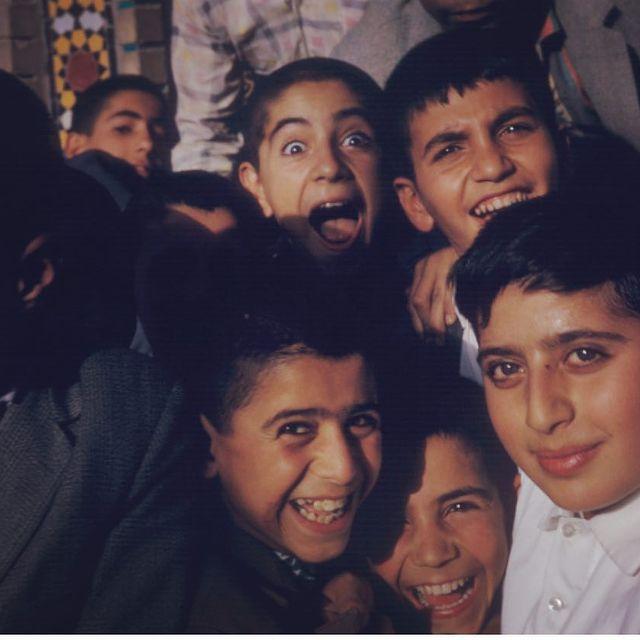 شادی کودکانه در تهران دهه 40