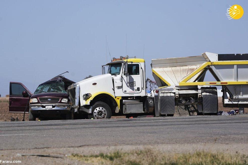 سانحه مرگبار رانندگی در جنوب کالیفرنیا