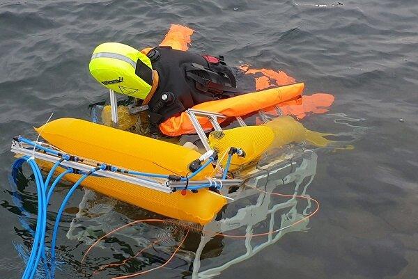رباتی که جلوی غرق شدن انسانها را میگیرد