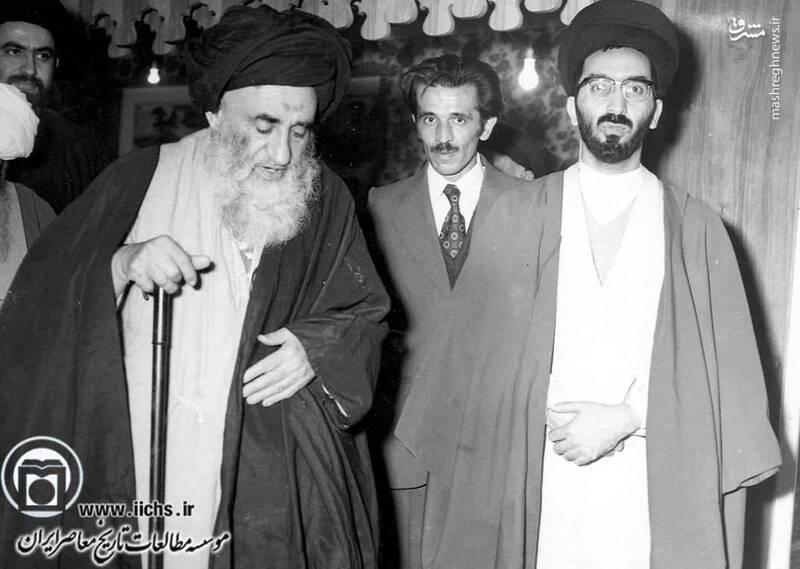 حجتالاسلام سید هادی خسروشاهی در آیینه تصاویر