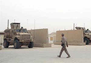 درخواست مردم عراق از دولت: نظامیان آمریکایی را از عینالاسد اخراج کنید