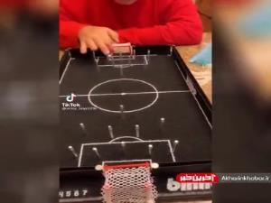 این بهتره یا فوتبال دستی؟