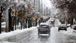 باران، برف و وزش باد شدید در نقاط مختلف کشور از امروز