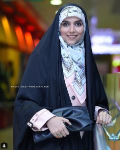 چهره ها/ خوشحالی خانم مجری از بازگشت فرهاد مجیدی به استقلال