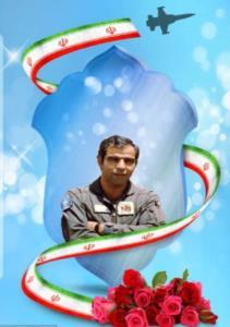 بازگشت پیکر مطهر شهید بیک محمدی به وطن و طواف در حرم رضوی
