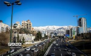 تداوم هوای مطلوب شهر تهران تا فردا