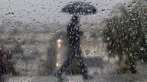آسمان فارس بارانی است