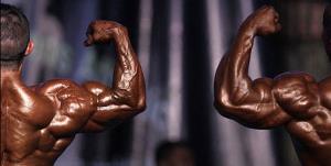 قهرمانان ماسکولار کشور مشخص شدند