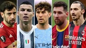 بهترین بازیکن فوتبال جهان
