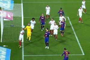 اشتباه مضحکی که کامبک بارسلونا را تکمیل کرد!