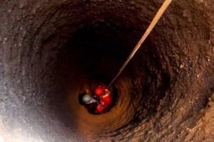 عملیات نفسگیر برای نجات مرد گیرافتاده در چاه