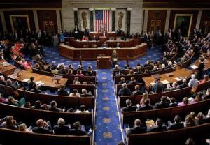 لغو جلسات مجلس نمایندگان آمریکا به دلیل تهدیدات امنیتی