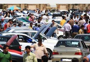 نوسانات بازار خودرو بالا گرفت