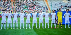 تیم ملی با آلاشپورت در مقابل سوریه