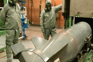 کرملین: آمریکا باید زرادخانه شیمیایی خود را نابود کند