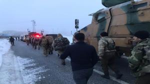سقوط بالگرد جان ۹ نظامی ترکیه را گرفت