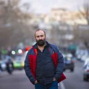 چهره ها/ عکس خیابانی مهران احمدی
