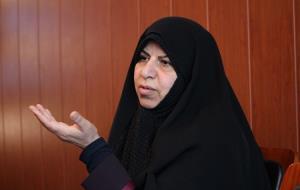 واکنش مرضیه وحید دستجردی به احتمال کاندیدتوری اش در انتخابات