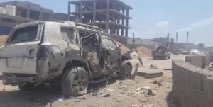 چند کشته و زخمی درپی انفجار خودروی بمبگذاری شده در جنوب یمن