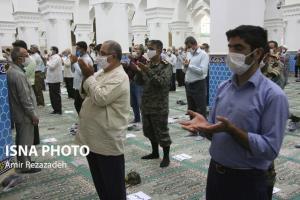 نماز جمعه در مناطق نارنجی گیلان با نظر کمیته شهرستانی کرونا اقامه میشود