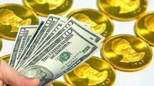 ادامه کاهش قیمت سکه در کانال 10 میلیونی؛ دلار قرمزپوش شد