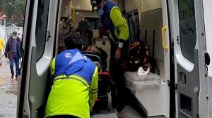 سوختن ۲ نفر به علت حادثه انفجار بخاری در نکا