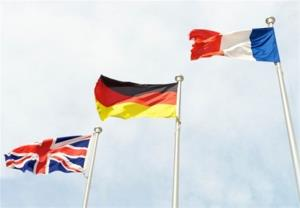 بیانیه تروئیکای اروپا پس از عقبنشینی از قطعنامه ضد ایرانی