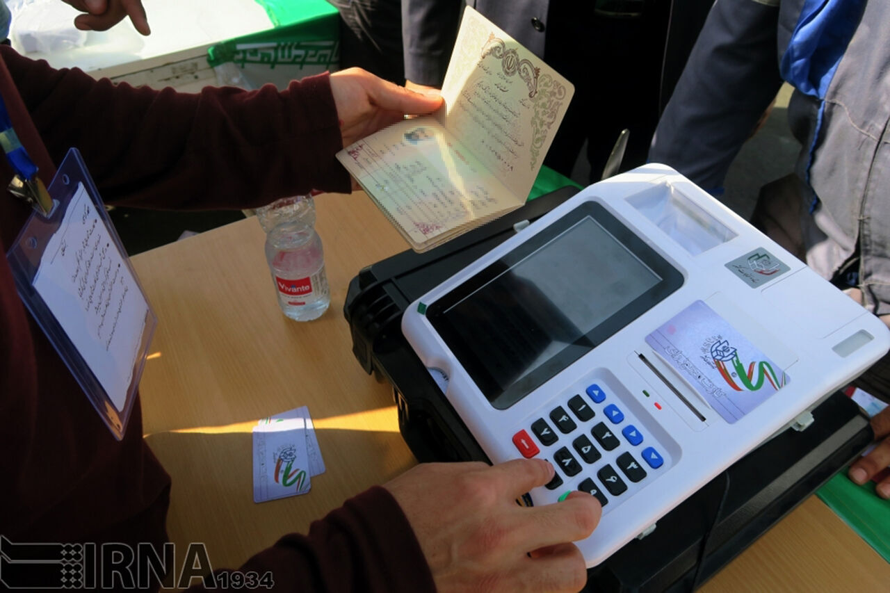 انتخابات در اهواز الکترونیکی برگزار می شود