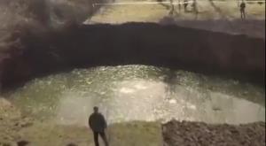 پدیدهای عجیب بعد از زلزله در کرواسی