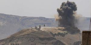 حمله اشتباهی ائتلاف سعودی به نیروهای خودی در مأرب