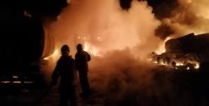 وقوع انفجارهای شدید در مناطق تحت اشغال ترکیه در سوریه