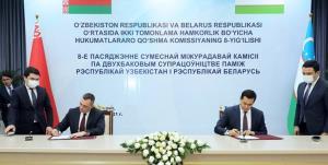 نشست کمیسیون بین دولتی ازبکستان و بلاروس برگزار شد