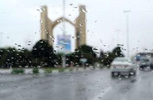 روستای هفتهر میبد، رکورددار بارش در استان یزد