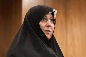 فاطمه هاشمی: کاندیداتوری محسن جدی نیست