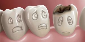 اگر پوسیدگی دندان را درمان نکنیم دقیقاً چه اتفاقی می افتد؟