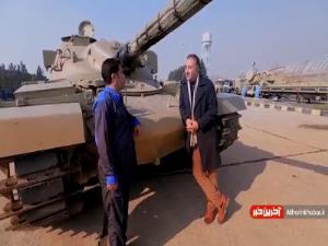 پیوستن مجری تلویزیون به کمپین نه به سربازی اجباری