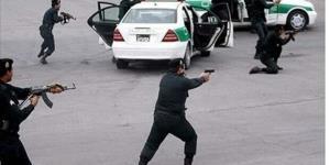 بیتوجهی به ایست پلیس، جان سارق مسلح را در دزفول گرفت