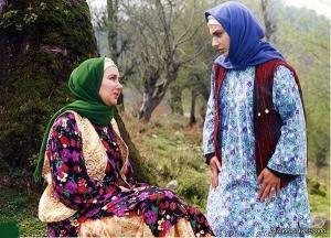 حسادت زن ارباب به دختر دهاتی