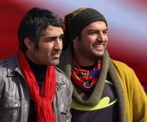 پژمان جمشیدی: تصمیم گرفتیم من و سام تا مدتها کنارهم بازی نکنیم