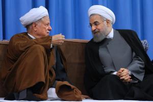 ایستادگی روحانی برای انتخاب وزیری که هاشمی رفسنجانی مخالفش بود