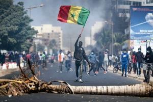 پایتخت سنگال به آشوب کشیده شد