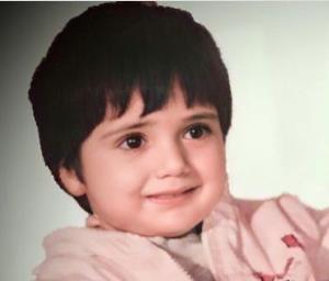 این عکس کودکی کدام بازیگر است؟
