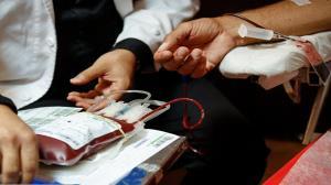 وضعیت قرمز ذخایر خون گلستان؛ خون اهدا کنید