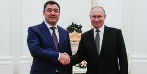 سفر «جباروف» به مسکو؛ تجدید پیمان با «برادر بزرگ»