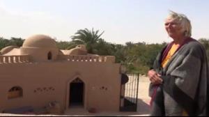 بادیه نشینی یک زن آلمانی در صحرای مصر
