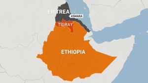 درخواست سازمان ملل و آمریکا برای خروج نظامیان اریتره از تیگرای