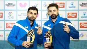 برادران عالمیان به فینال نرسیدند/ کسب مدال برنز در تور جهانی قطر